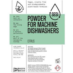 Dishwasher-Powder