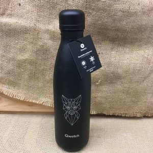 Pack-It-In-Zero-Waste-Living-Qwetch-Bottle-Black-Fox