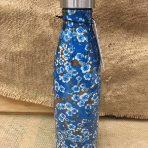 Pack-It-In-Zero-Waste-Living-Qwetch-Bottle-Blue-Flowers-Large