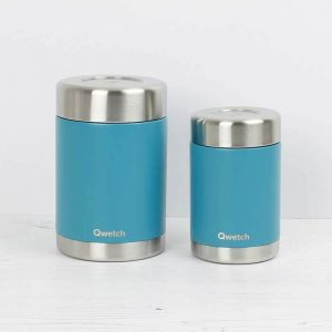 Pack-It-In-Zero-Waste-Living-Qwetchinsulated-stainless-steel-food-jar-turquoise-both