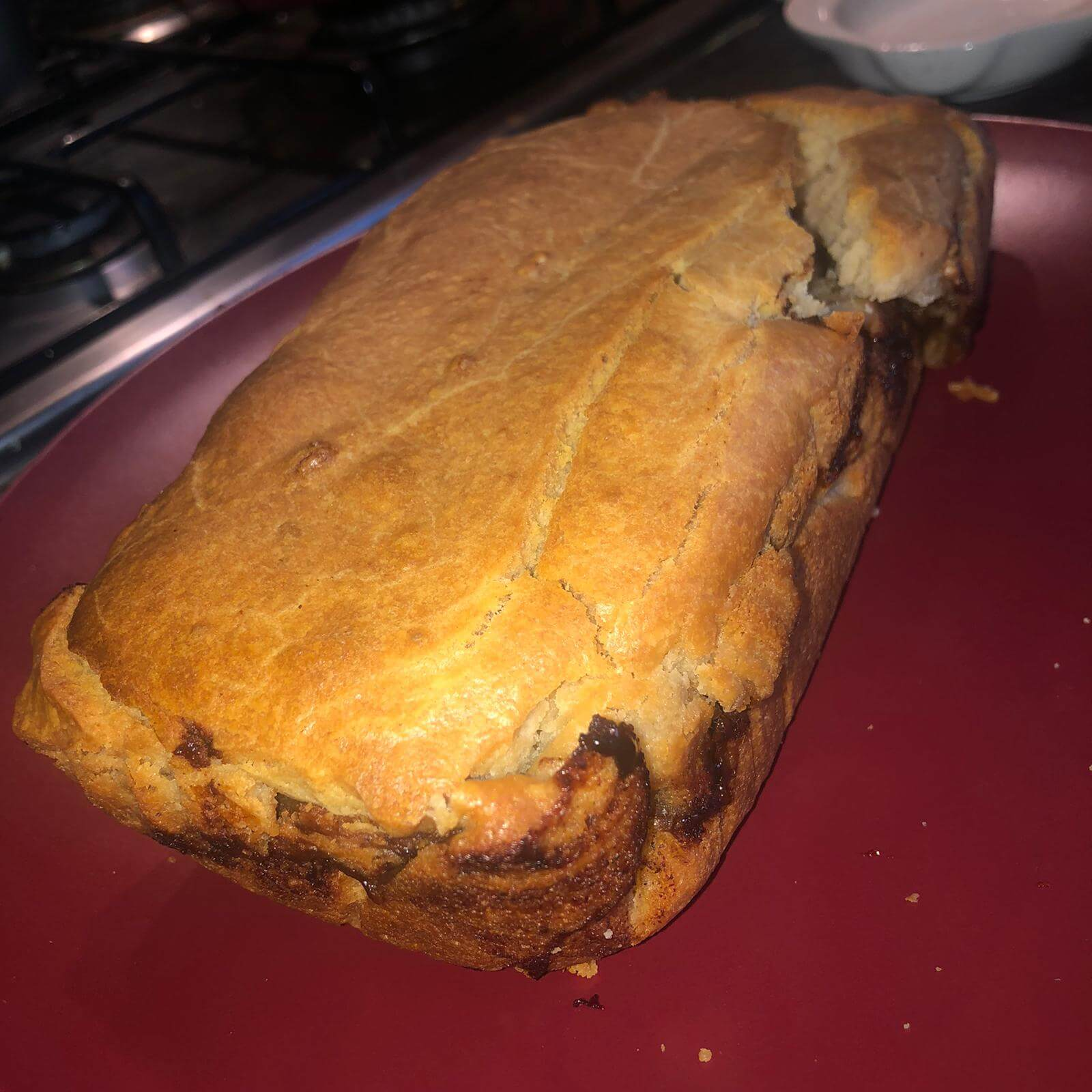 Gluten-free Apple Bread/Cake