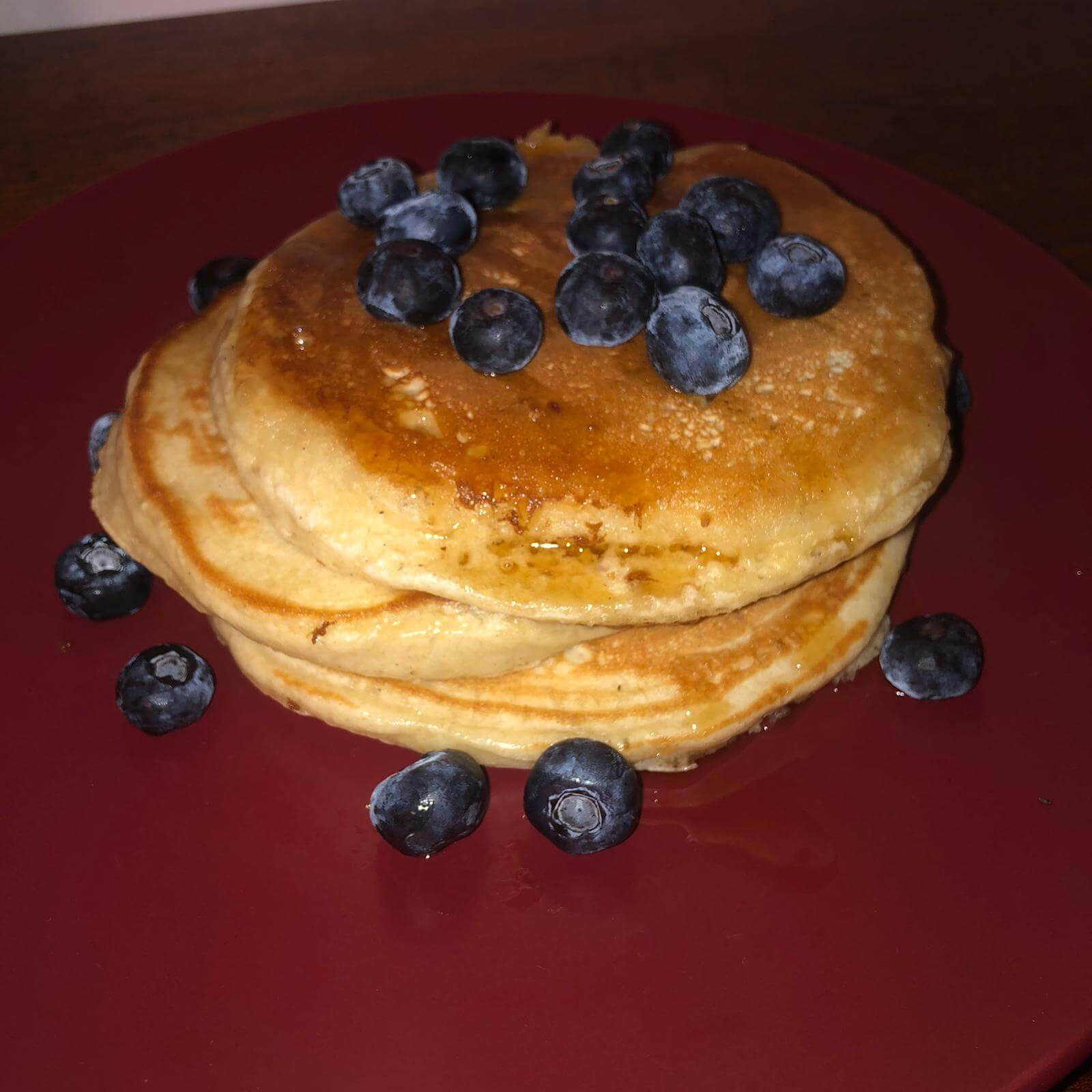 Pancakes – Fluffy and Vegan!