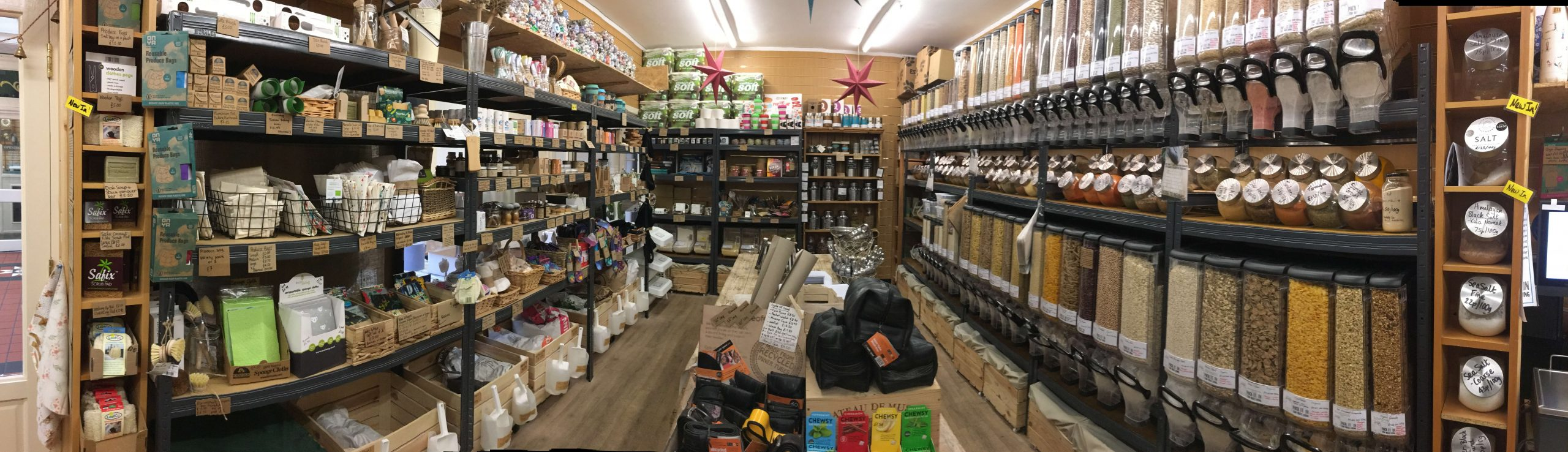 Pack It In Zero Waste Living main shop