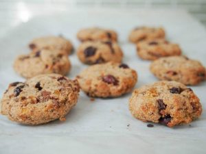 Cranberry-Apricot-Cookies